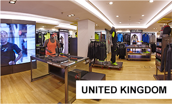 List of all Under Armour outlet stores in United States. Locate the Under Armour outlet store near you.